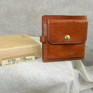 Coach Vintage 'Credit Card Coin Wallet' #4785 New!